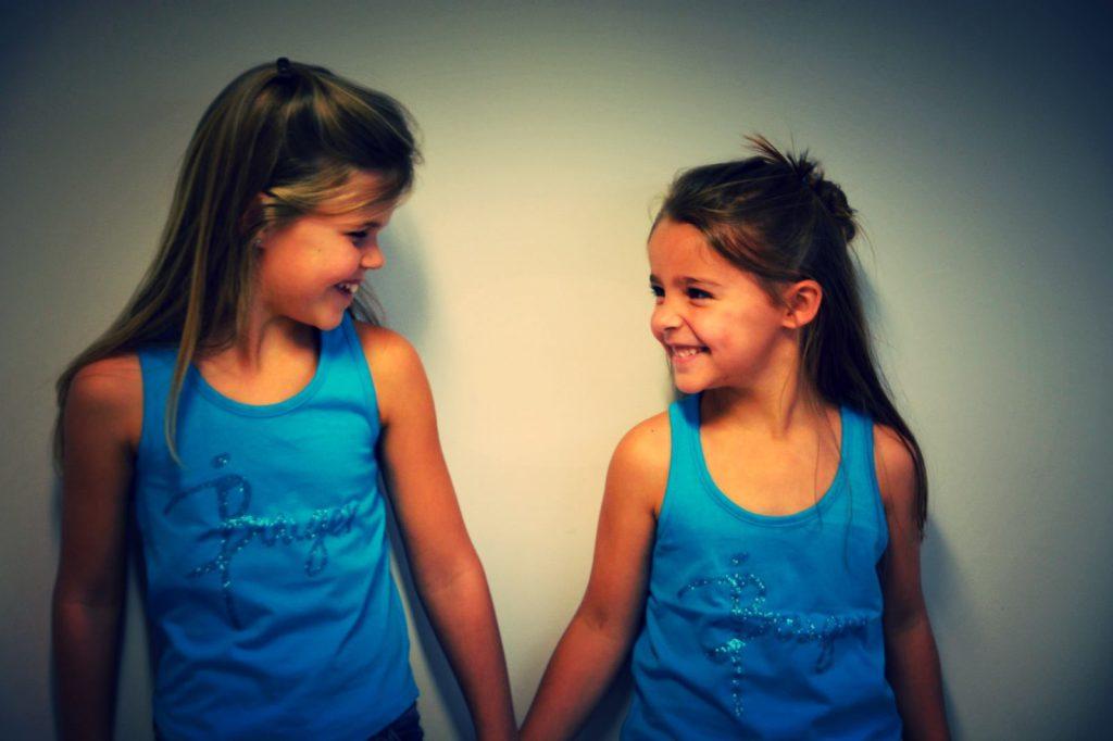 Blauw topje Kids (nr. 38)