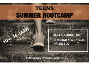 Teens Summer Bootcamp